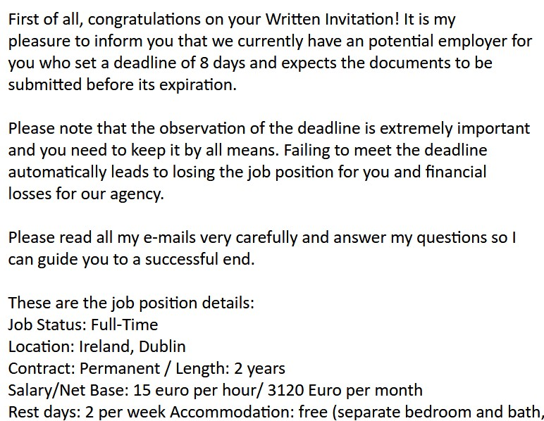 Email Scams - Sea-career - 1