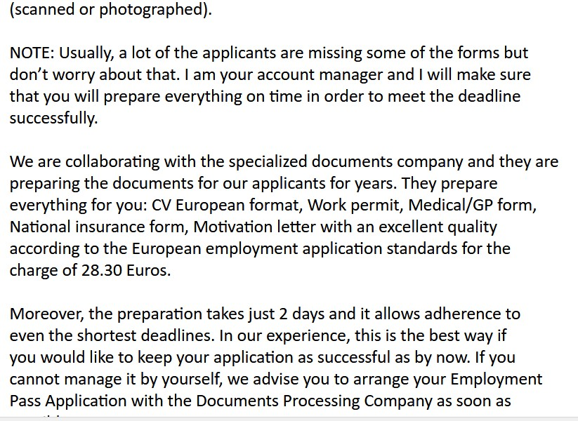 Email Scams - Sea-career - 3